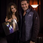 Pipe Perez and Selena Gomez (1 of 2