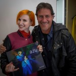 Hayley Williams & Pipe Perez